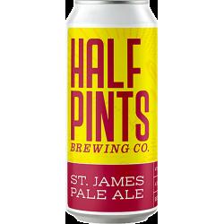Half Pints St. James Pale