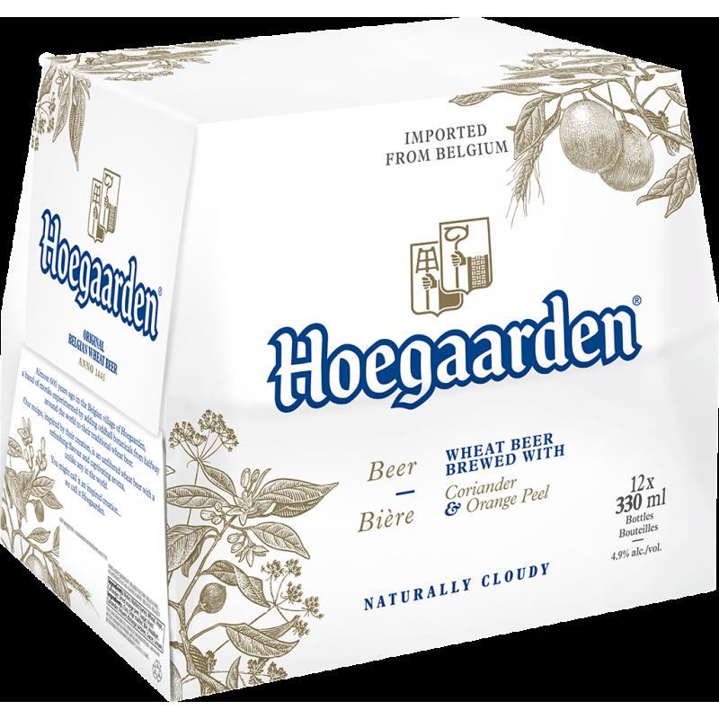 HOEGAARDEN WITBIER AB-INBEV BELGIUM)