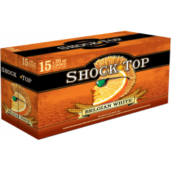 Shock Top Belgian White -...